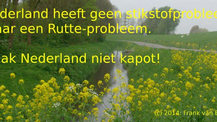 PVV wijst kabinet Rutte op dramatische fouten