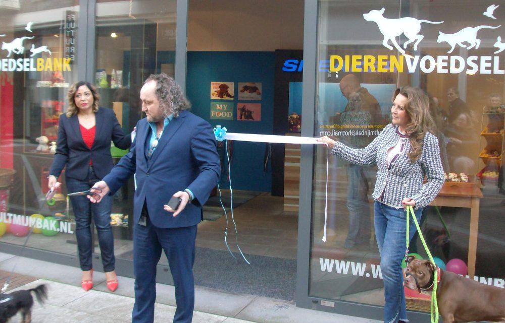 Opening Dierenvoedselbank Nissewaard