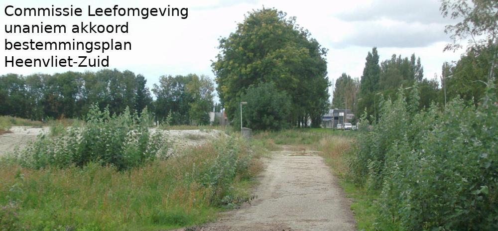 Heenvliet: Groen licht voor bouw Winkelcentrum, Medisch Centrum en Fietsenzaak