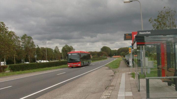 Toch dierenambulance op de busbanen?