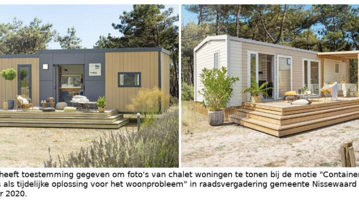 Woensdag 13 januari 2021 groen licht voor start 4 Tiny Houses Gaddijk