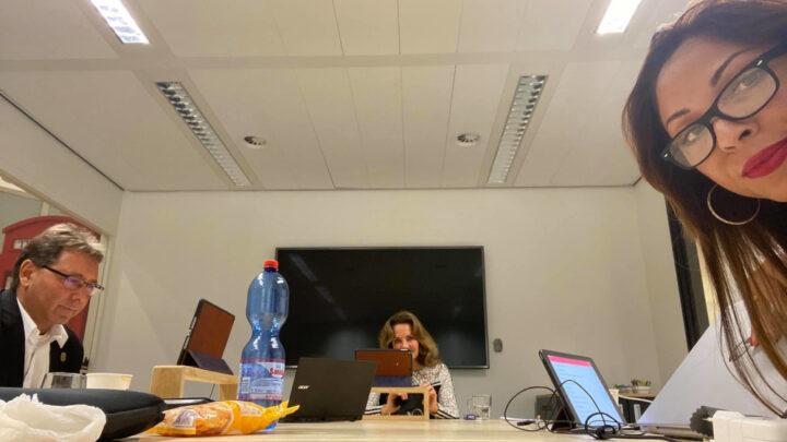 Woensdag 14 oktober PVV Nissewaard online raadsvergadering