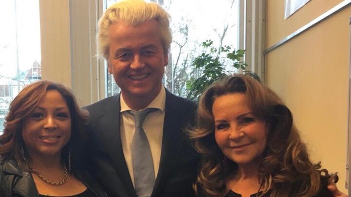 Precies drie jaar geleden hebben kandidaten PVV Nissewaard voor de PVV lijst getekend