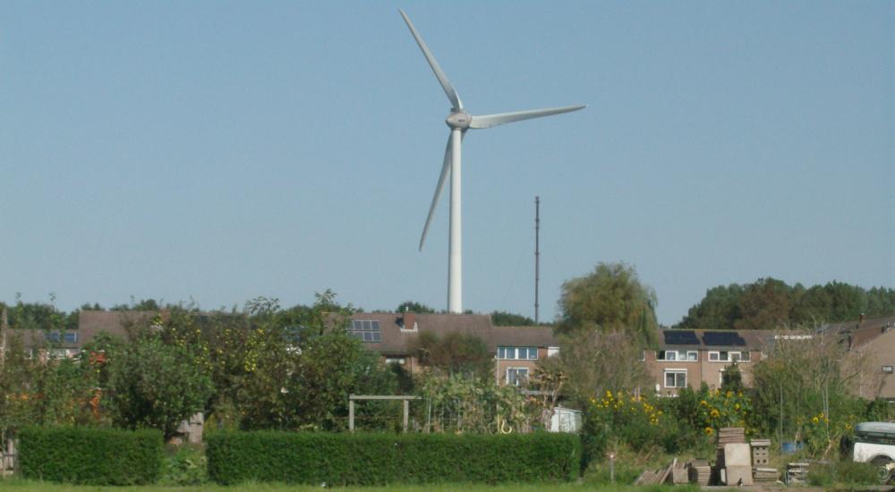 PVV Nissewaard roept op tot zienswijze indienen Windmolenpark Spijkenisse Noord