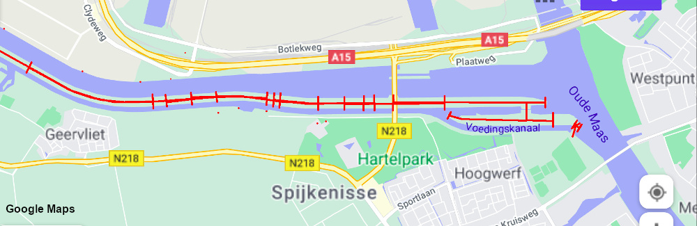 PVV stelt schriftelijke vragen betreffende geschikte locaties windmolens op Brielse Maasdijk en Plaatweg n.a.v. MER adviesrapport